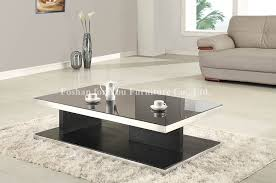 fashionable design table living room innovative decoration living