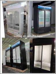 1000l double glass door beer cooler fridge lgf 1000s buy double