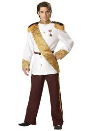 Authentic Halloween Costumes Prince Charming Authentic Costume Disney Costumes Men