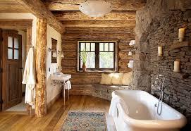 Rustic Bathroom Ideas - bathrooms rustic bathroom with concrete bathtub also rustic