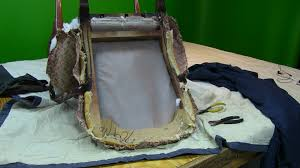 What Does Queen Anne Furniture Look Like Do You Want To Learn How To Upholster Furniture Kim U0027s Upholstery