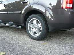 2007 honda pilot tire size 2012 winter rims and tires honda pilot honda pilot forums