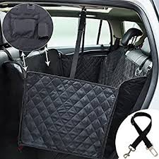 bmw rear seat protector amazon com lantoo seat cover large back seat pet seat cover
