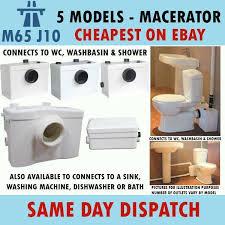 Macerator Bath EBay - Kitchen sink macerator