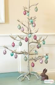 Easter Twig Tree Decorations by A Very Vintage Easter Atta Says