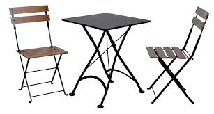 Small Folding Table And Chairs Bistro Folding Table And Chairs Amusing Wooden Foldable