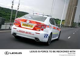 lexus dealer west yorkshire isf police car for sale lexus is f club lexus owners club