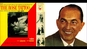 percy faith alex north the rose tattoo caprice from the
