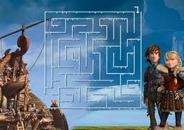 dragon u0027s maze u2013 dreamworks animation u0027s train dragon 2