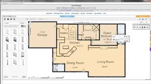 draw a floor plan youtube
