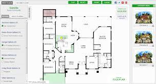 interactive floor plans html5 svg interactive floor plans for new home builders