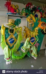 carnival brazil costumes a shop selling the carnival costumes in the stock