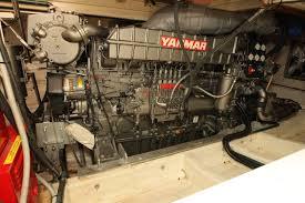 yanmar re powers angles day charter boat u0027s power equipment