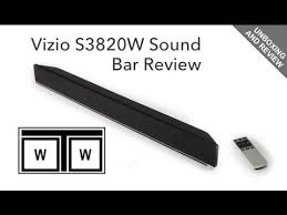 target black friday soundbar vizio s3820w sound bar unboxing and review youtube