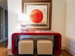 Entry Way Table Ideas Red Entryway Table Fabulous Red Entryway Table With Red Entryway