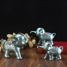 european creative elephant ornaments living room tv wine cabinet