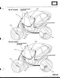 honda civic 1997 6 g workshop manual