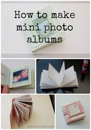 paper photo albums mini photo albums are the way to store memories in small