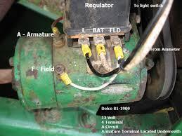 1951 john deere model a generator yesterday u0027s tractors