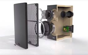 Bookshelf Speaker Placement Elac B5 Debut Series Speakers