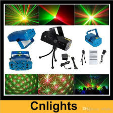 cheap wholesale multicolor mini led stage lights laser show