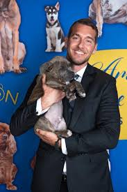 Brandon McMillan joined the 2018 American Rescue Dog Show on