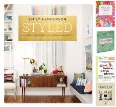 decorating book round up emma blomfield interior stylist sydney