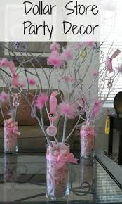 cheap baby shower centerpieces inexpensive baby shower centerpiece and decor ideas all items can