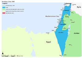Map Of Palestine A Tale Of Two Countries Jordan And Israel Not Quite A Love Story
