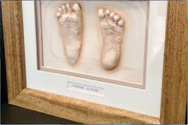 baby footprint ideas baby foot prints framed babyprints