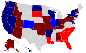 United States elections, 2004