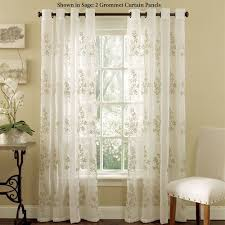 Sheer Embroidered Curtains Endearing Embroidered Sheer Curtains And Lombard Embroidered Semi