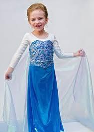 Halloween Elsa Costume Homemade Elsa Costume Frozen Kids Costumes