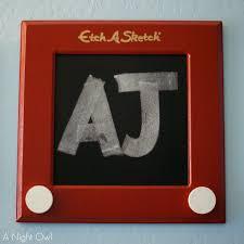 diy etch a sketch chalkboard a night owl blog