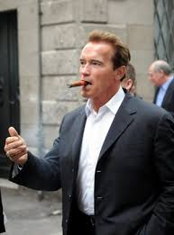 smoke fan for cigars arnold schwarzenegger cigars les cigares selon edmond http cigare