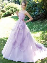wedding dresses lavender high quality a line lavender wedding dress stunning