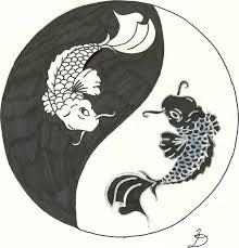 koi yin yang by relentlessart on deviantart tattoos