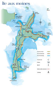 Geocache Map Gc4txvp Sentier De L U0027ile Aux Moines Traditional Cache In