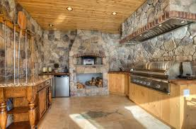 Pizza Kitchen Design Outdoor Kitchen Designs Featuring Pizza Ovens Fireplaces And