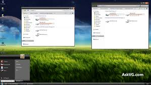 theme de bureau windows 7 windows xp royale blue and zune themes for windows 7