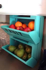 Creative Kitchen Storage Ideas Best 25 Fruit Holder Ideas On Pinterest Tiered Fruit Basket