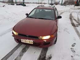 mitsubishi galant 2018 mitsubishi galant 2 0 gls stw 5d station wagon 1998 used vehicle