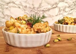 True Mediterranean Kitchen - roasted mediterranean cauliflower a true food kitchen inspired recipe