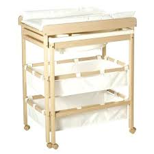 Change Table With Bath Changing Table For Baby Babylo Changing Table With Bath