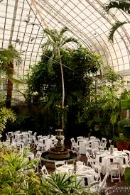 franklin park conservatory wedding wedding reception in the palm house at franklin park conservatory