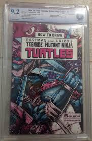 rare teenage mutant ninja turtles comics collectible