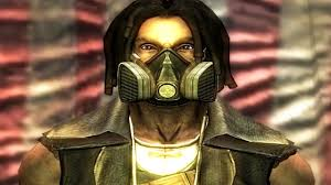 Fallout New Vagas Porn - fallout new vegas lonesome road ulysses final boss fight