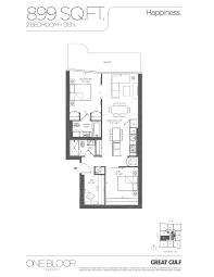 one bloor floor plans one bloor condo one bloor 2 bedroom den floor plans