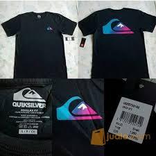 Bisnis Baju Quiksilver baju quiksilver grady black original denpasar jualo