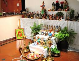 Home Temple Decoration Ideas 113 Best Mandir At Home Images On Pinterest Puja Room Prayer